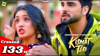 Kismat Teri (Full Video Song) : Inder Chahal | Shivangi Joshi | Babbu | Latest Punjabi Songs 2021