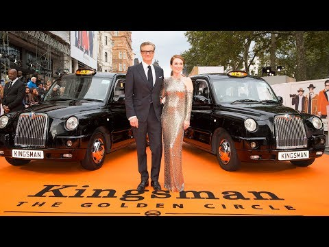 'Kingsman: The Golden Circle' World Premiere