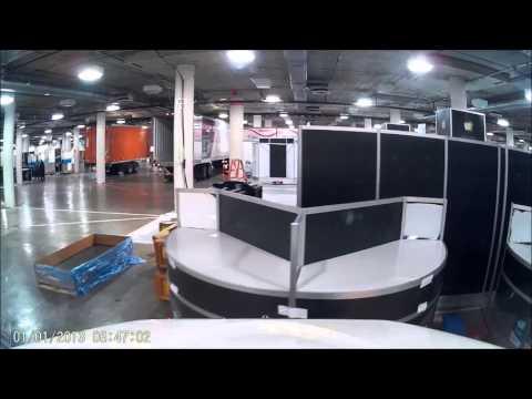 Las Vegas Sands convention center G dock