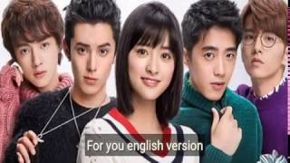 For You english cover (Meteor Garden Ost)