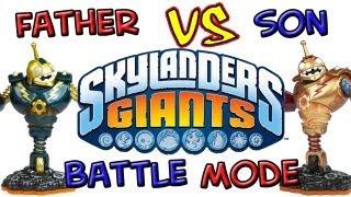Skylanders Giants: Battle Mode - Part 1