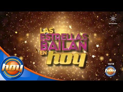 Las Estrellas bailan en Hoy: Gran estreno, 19 de abril | Programa Hoy