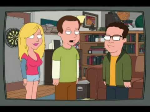 Family Guy-Big Bang Theory