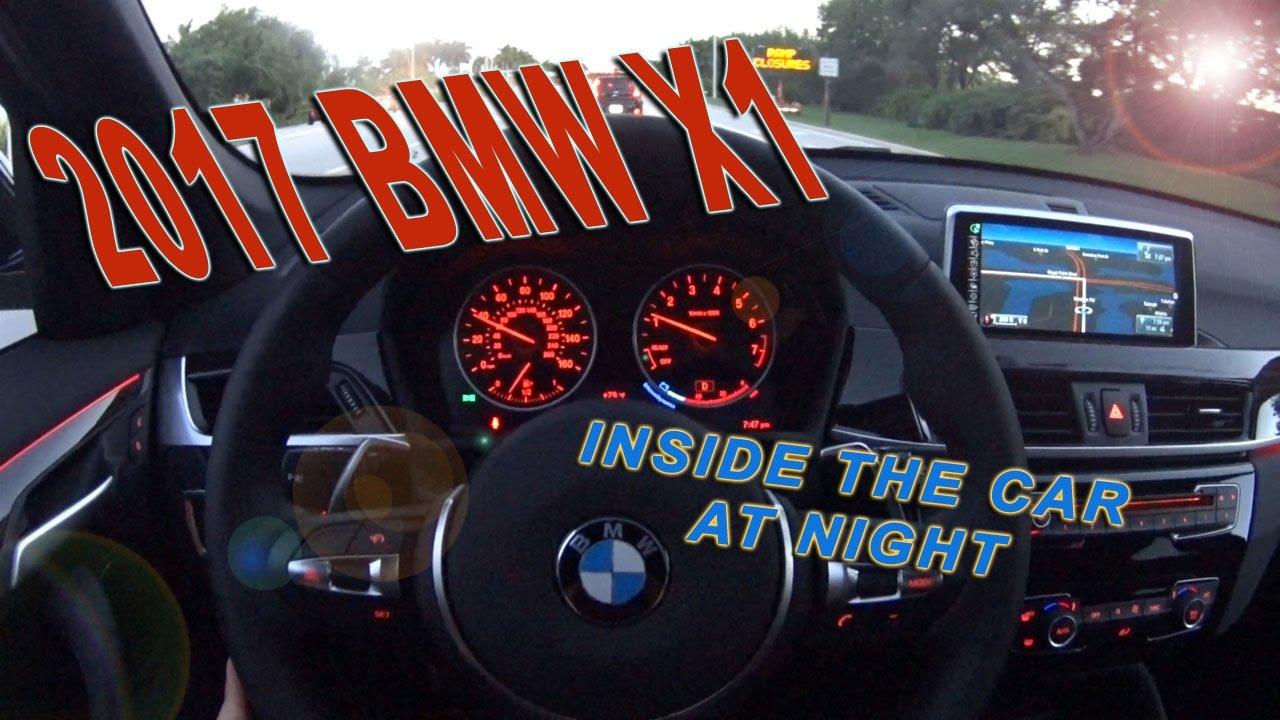 bmw x1 фото ночь