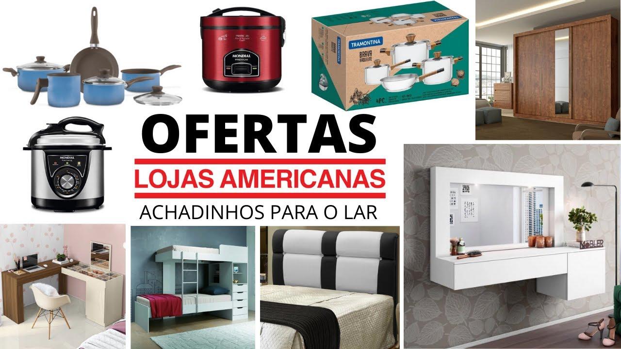 ACHADOS NAS LOJAS AMERICANAS - PROMOÇÃO E OFERTAS - LOJAS
