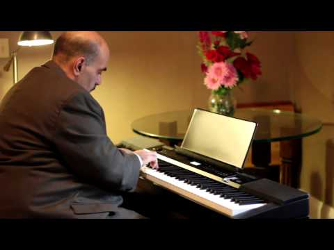 Anthony Patterson on the Casio Privia PX-350