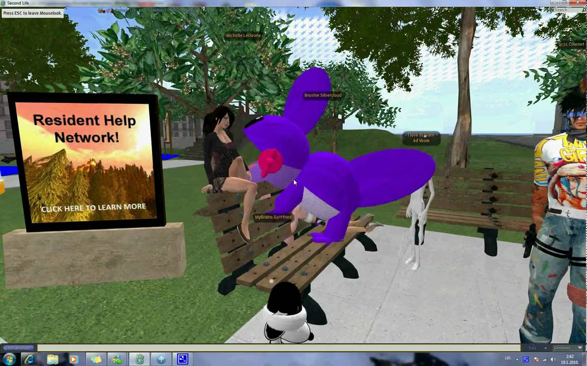 Second Life SEX - YouTube