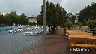 Санаторий Нептун/ развлечения/ автокемпинг/ к чёрному морю на машине 🚘/ день 14