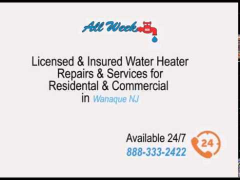 Water heater repairs & service Wanaque NJ (888) 333-2422 | Water Heater Repairs NJ
