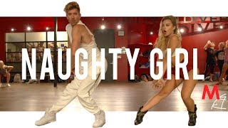Beyonce - Naughty Girl | Choreography With Bobby Newberry