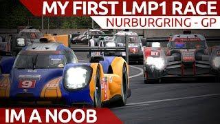 Noob races LMP1... You won't believe what happens next!