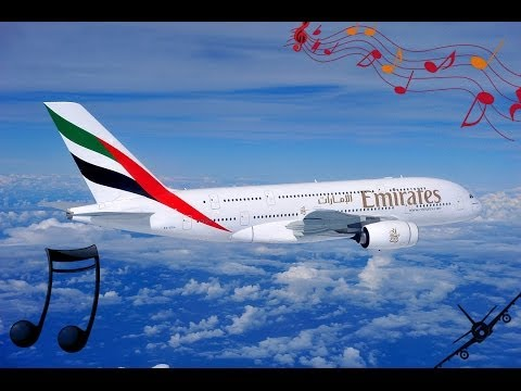 NEW! Emirates Airline boarding musicsong 2014 FULL VERSION