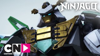 Ниндзяго | Письмо судьбы | Cartoon Network