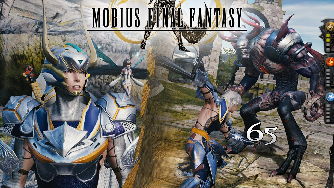 Mobius Final Fantasy Android Gameplay - YouTube