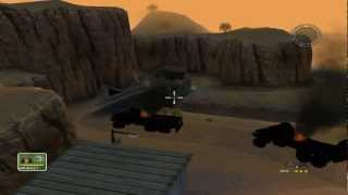 Conflict Desert Storm - Gameplay Walkthrough - Part 1 - Mission 1 [PC HD]