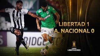 Libertad vs. Atlético Nacional [1-0] | RESUMEN | Fase 3 | IDA | CONMEBOL Libertadores