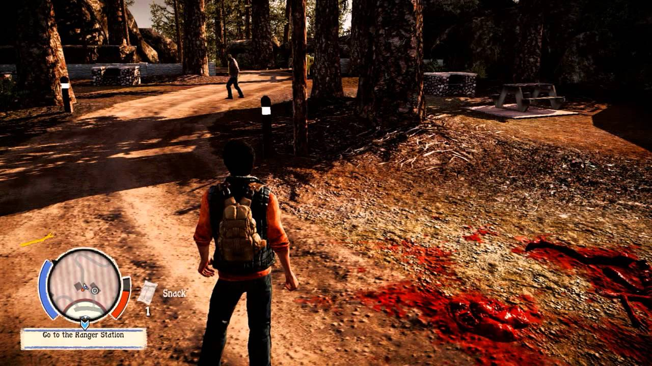 State of Decay Lifeline Gameplay (PC HD)