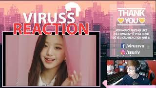 IZ*ONE (아이즈원) - 라비앙로즈 (La Vie en Rose) MV | Viruss Reaction Kpop