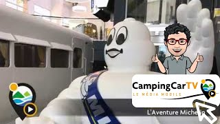 JT en Camping-Car N°83 - Un pneu, beaucoup, à la folie