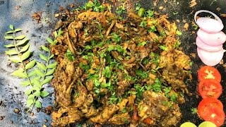 Pichi Potta Chicken Fry - Shredded Chicken Fry