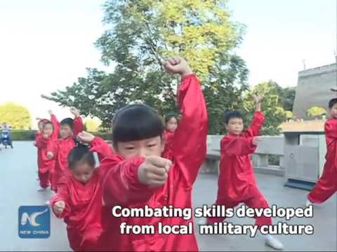 Red Boxing, ancient Chinese Kungfu dating back 2,000 years ago