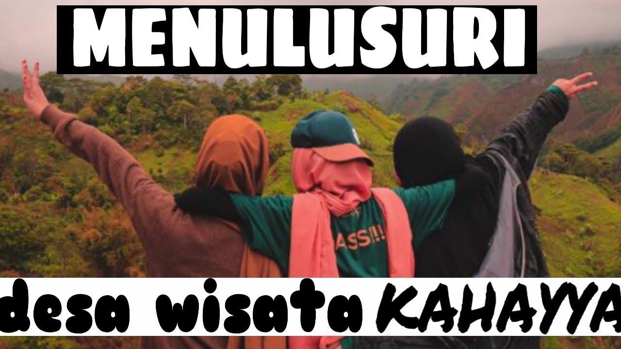 Kunjungan Genpi Bulukumba Ke Desa Wisata Kahayya Youtube