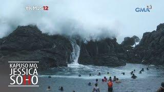 Kapuso Mo, Jessica Soho: Bagong #travelgoals sa Laswitan Lagoon!