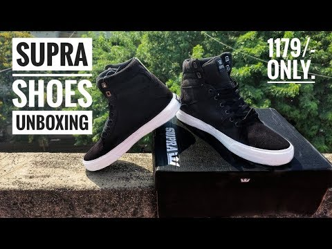 GOT SUPRA SHOES FOR 1139 ONLY | MYNTRA | UNBOXING