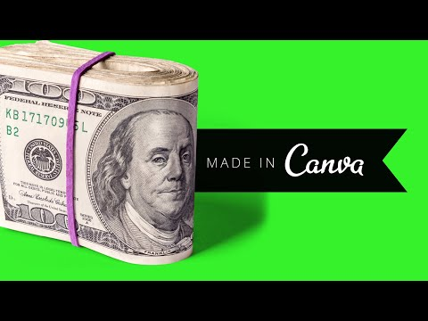 How To Make MONEY With Canva 💲🎨