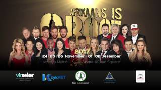 Video Afrikaans is Groot 2017 download MP3, 3GP, MP4, WEBM, AVI, FLV September 2017