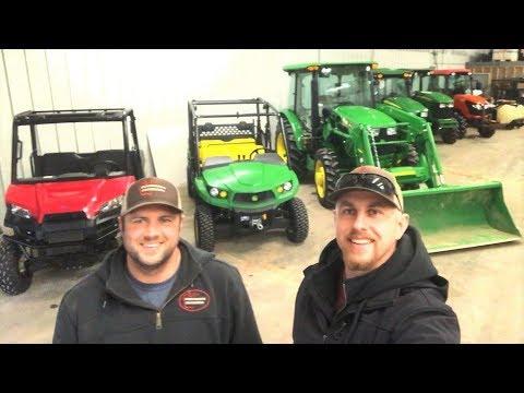 Apple Orchard Tractor Tour - Ferguson Farm Brothers