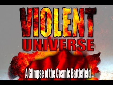 Public Lecture—The Violent Universe