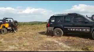Nissan Xterra vs Jeep Willis