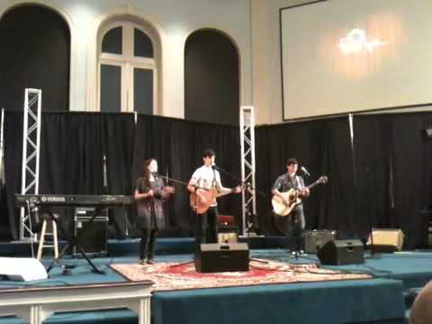 Julie, David, and Jeremy