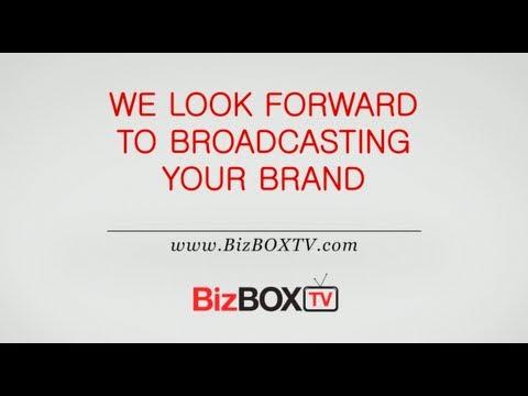 Video Production & Advertising ~ BizBOXTV Calgary, Toronto, Edmonton, Vancouver - CANADA Marketing