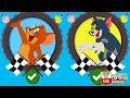 Tom and Jerry Boomerang. Gameplay IOS Fun Cartoon Game Build Cars For Race #LITTLEKIDS