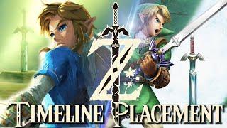 Breath of the Wild - Zelda Timeline Placement