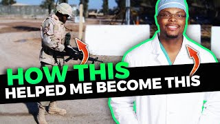 How My Military Training Helped Prepare Me for Becoming a Surgeon!