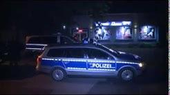 Brutaler Überfall: Maskierte stürmen mit Kanthölzern Spielothek in Bützow