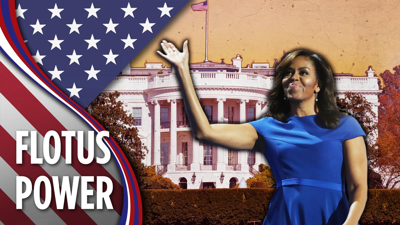 Download How Powerful Is The First Lady?