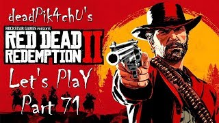 Let's Play Red Dead Redemption 2 | deadPik4chU's Red Dead Redemption 2 Part 71