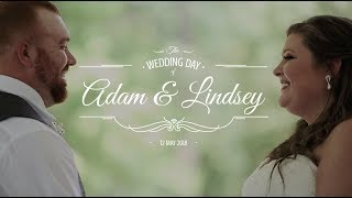 Adam & Lindsey Caldwell | Wedding Highlight | May 12th 2018