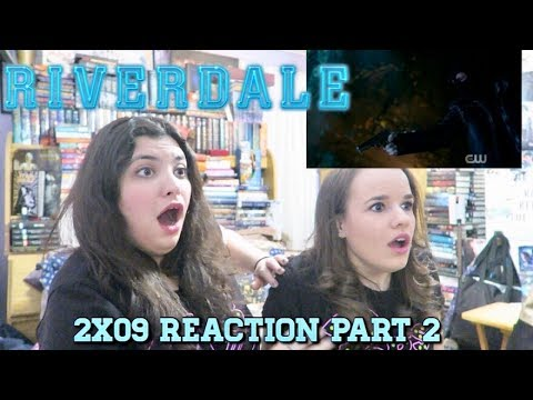 """RIVERDALE 2X09 """"SILENT NIGHT, DEADLY NIGHT"""" REACTION PART 2"""