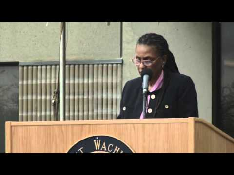 Mount Wachusett Community College Wind Turbine Dedication Ceremony Part 3