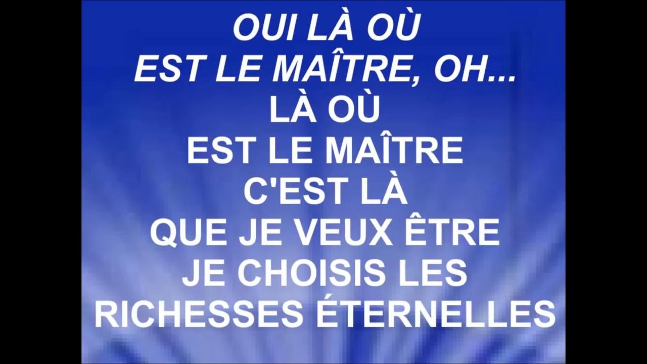 la-ou-est-le-maitre-gwen-dressaire-hosanna-alive-music-raynold-boudreau