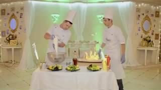 Шоу блюдо от Шев-поваров Ю-Group #1