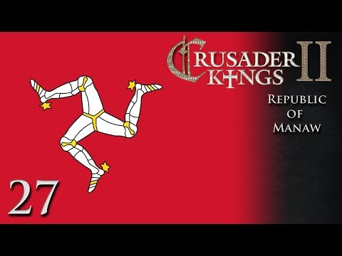 "Let's Play ""CKII: Ynys Manaw"" Part 027 - Trade Route"