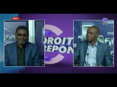 DROIT DE REPONSE (Analyse du discours de Paul BIYA| Jacques FAME NDONGO désavoué? ) du 07/01/2018