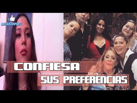 Giordana Guzmán: Nieta de Silvia Pinal se declara bisexual
