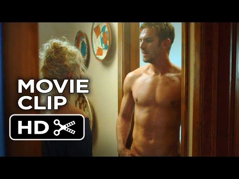 The Guest Movie   David Walks out of the Bathroom 2014  Dan Stevens Thriller HD